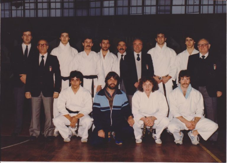 16 Squadra Regionale Lazio 1982