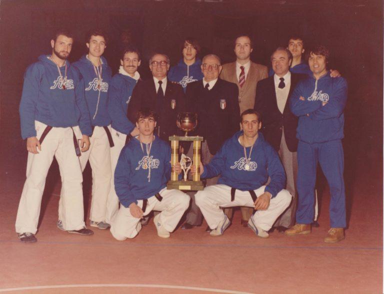 17 Squadra Regionale Lazio 1981