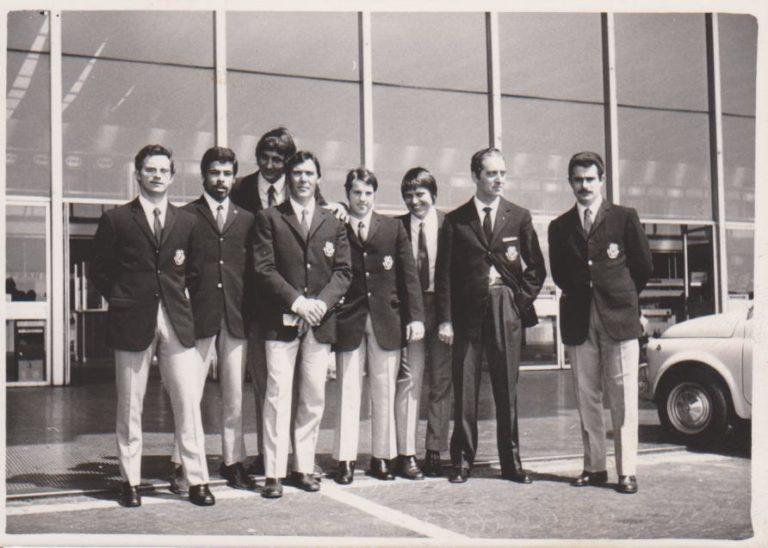 Squadra Nazionale, Savona Italia-Sud Africa 1970