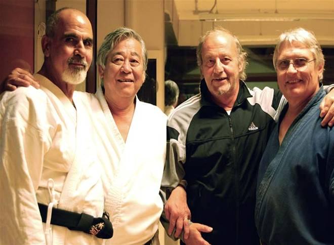 Storia del Karate anni 60-80